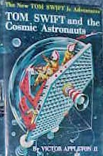 Tom Swift Jr. and the Cosmic Astronauts #16 Dust Jacket - Product Image