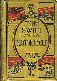 Tom Swift and his Motor Cycle #1 - Product Image