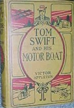 Tom Swift and his Motor Boat #2 - Product Image