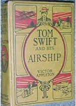 Tom Swift and his Airship #3 - Product Image