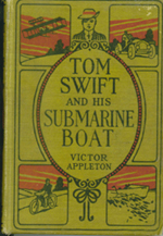 Tom Swift and his Submarine Boat #4 - Product Image
