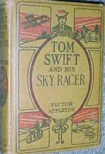 Tom Swift and his Sky Racer #9 - Product Image