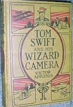Tom Swift and his Wizard Camera #14 - Product Image