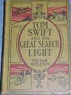 Tom Swift and his Great Searchlight #15 - Product Image