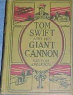 Tom Swift and his Giant Cannon #16 - Product Image