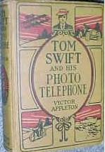 Tom Swift and his Photo Telephone #17 - Product Image