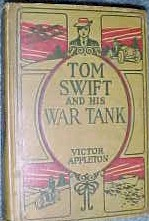 Tom Swift and his War Tank #21 - Product Image