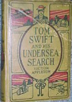 Tom Swift and his Undersea Search #23 - Product Image