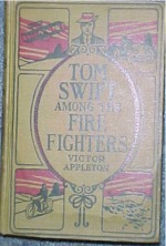 Tom Swift Among the Fire Fighters #24 - Product Image