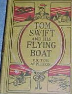Tom Swift and his Flying Boat #26 - Product Image
