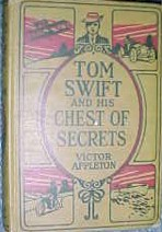 Tom Swift and his Chest of Secrets #28 - Product Image