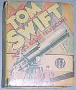 Tom Swift and his Giant Telescope #39 Better Little Book - Product Image