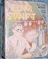 Tom Swift and his Magnetic Silencer #40 Better Little Book - Product Image