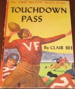 Chip Hilton: Touchdown Pass #1 Picture Cover - Product Image
