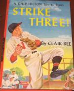 Chip Hilton: Strike Three! #3 Picture Cover - Product Image