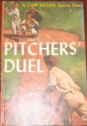 Chip Hilton: Pitchers' Duel #6 Picture Cover - Product Image
