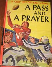 Chip Hilton: A Pass And A Prayer #7 Picture Cover - Product Image