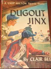 Chip Hilton: Dugout Jinx #8 Picture Cover - Product Image