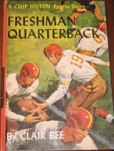 Chip Hilton: Freshman Quarterback #9 Picture Cover - Product Image