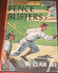 Chip Hilton:Fence Busters #11 Picture Cover - Product Image