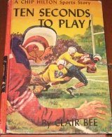 Chip Hilton: Ten Seconds to Play #12 Picture Cover - Product Image