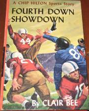 Chip Hilton: Fourth Down Showdown #13 Picture Cover - Product Image