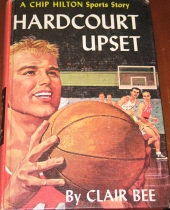 Chip Hilton: Hardcourt Upset #15 Picture Cover - Product Image