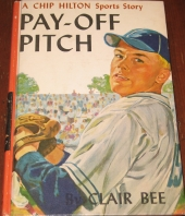 Chip Hilton: Pay-Off Pitch #16 Picture Cover - Product Image