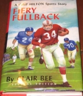 Chip Hilton: Fiery Fullback #24 - Product Image