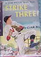 Chip Hilton: Strike Three! #3 Dust Jacket - Product Image