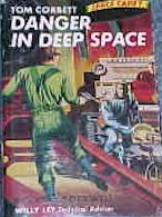 Tom Corbett: Danger in Deep Space #2 Dust Jacket - Product Image