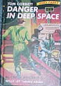 Tom Corbett: Danger in Deep Space #2 Picture Cover - Product Image