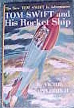 Tom Swift Jr. and his Rocket Ship #3 Picture Cover - Product Image