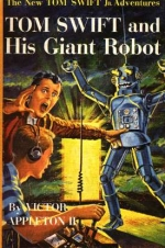 Tom Swift Jr. and his Giant Robot #4 Picture Cover - Product Image