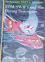 Tom Swift Jr. and his Diving Seacopter #7 Picture Cover - Product Image
