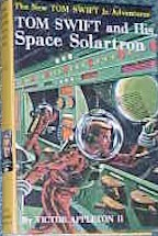 Tom Swift Jr. and his Space Solartron #13 Picture Cover - Product Image