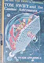 Tom Swift Jr. and the Cosmic Astronauts #16 Picture Cover - Product Image