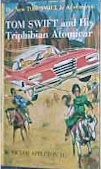 Tom Swift Jr. and his Triphibian Atomicar #19 - Product Image