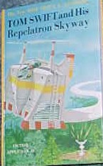 Tom Swift Jr. and his Repelatron Skyway #22 - Product Image