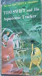 Tom Swift Jr. and his Aquatomic Tracker #23 - Product Image