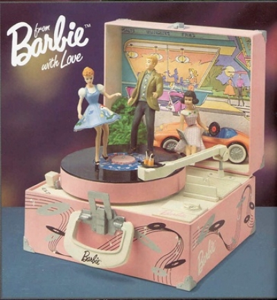 Barbie - Lets go to the Hop - Product Image