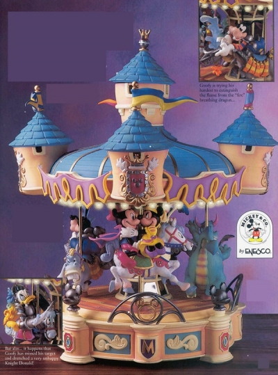 Carousel - Sir Mickey to the Rescue - Product Image