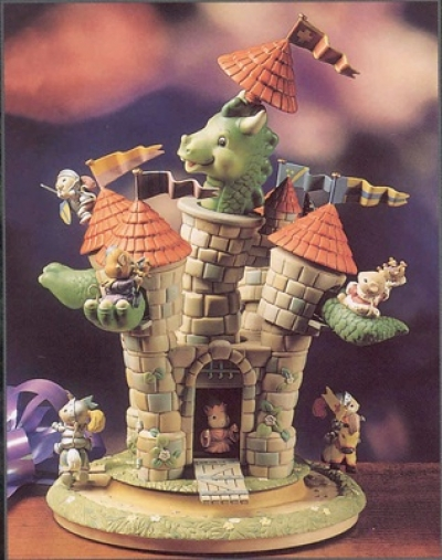 Castle - The Magic Dragon - Product Image