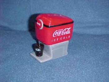Coca-Cola  Soda Fountain.  Made by Enesco. - Product Image