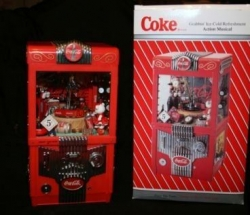 Coca-Cola Grabber Bank Musical - Product Image