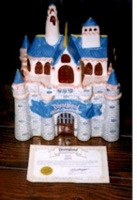 Disney Castle - Product Image