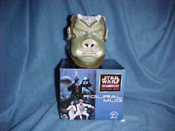 Gamorrean Guard from Jabba's Palace in Star Wars: Return of the Jedi. - Product Image