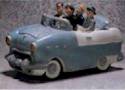 I Love Lucy Car by Vandor - Product Image