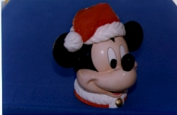 Mickey Mouse as Santa - Product Image