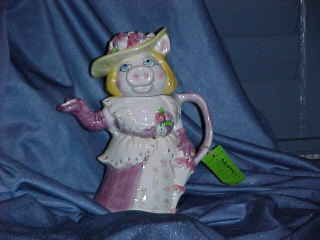 Miss Piggy Teapot by Sigma - Product Image